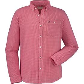 Schöffel James Camiseta de manga larga Hombre, tango red